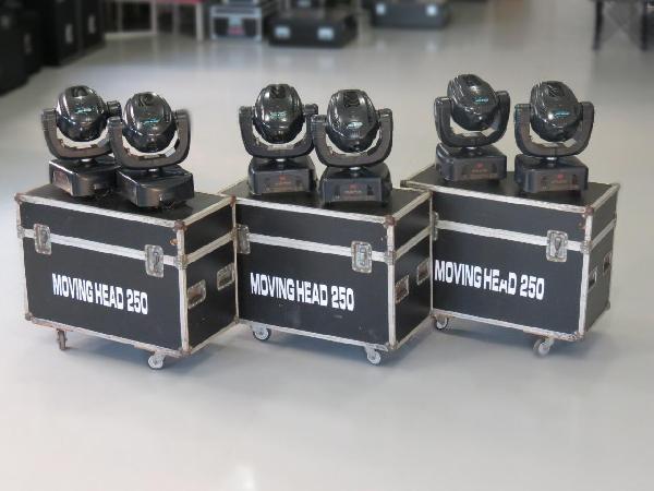 Foto do produto  6 Moving Solo 250 c/ case (Usado)