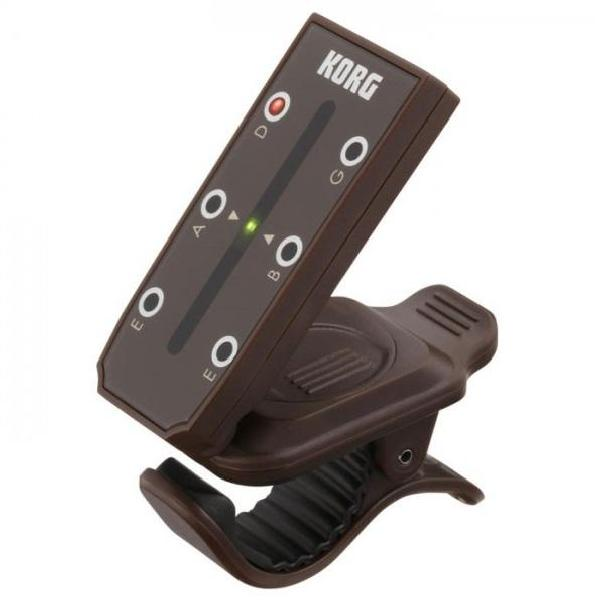 Foto do produto   Afinador Clip-On para Guitarra Headtune - Korg