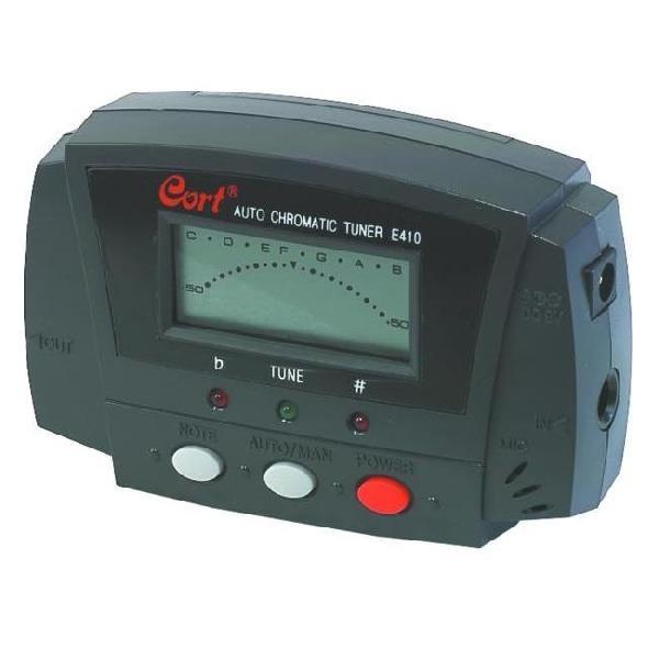 Foto do produto  Afinador E410 Cromático de LCD - Cort