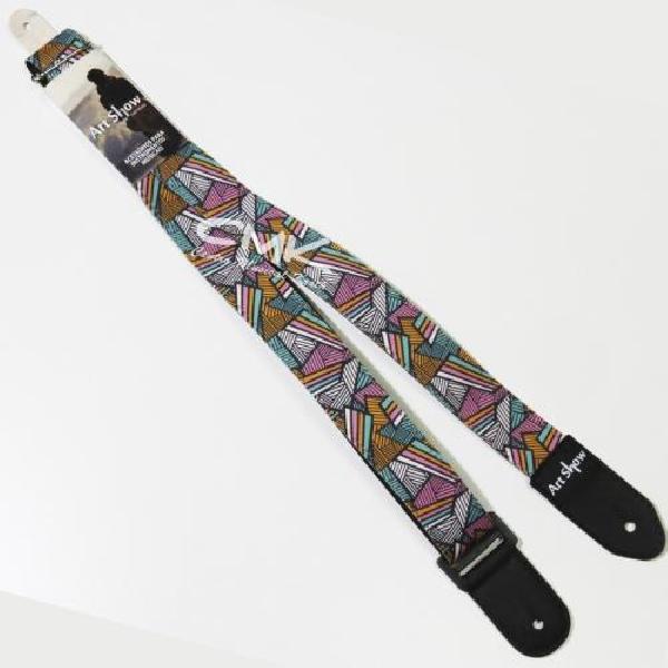 Foto do produto  Alça colorida para Ukulele - Art Show