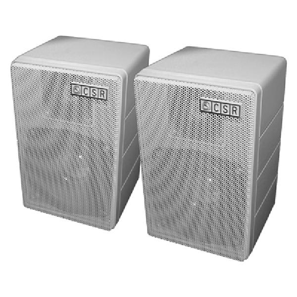 Foto do produto  Caixa Acústica Passiva CSR-75M Branca PAR - CSR