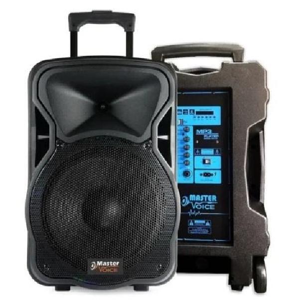 Foto do produto  Caixa de som amplificada ativa MV315 - Master Voice