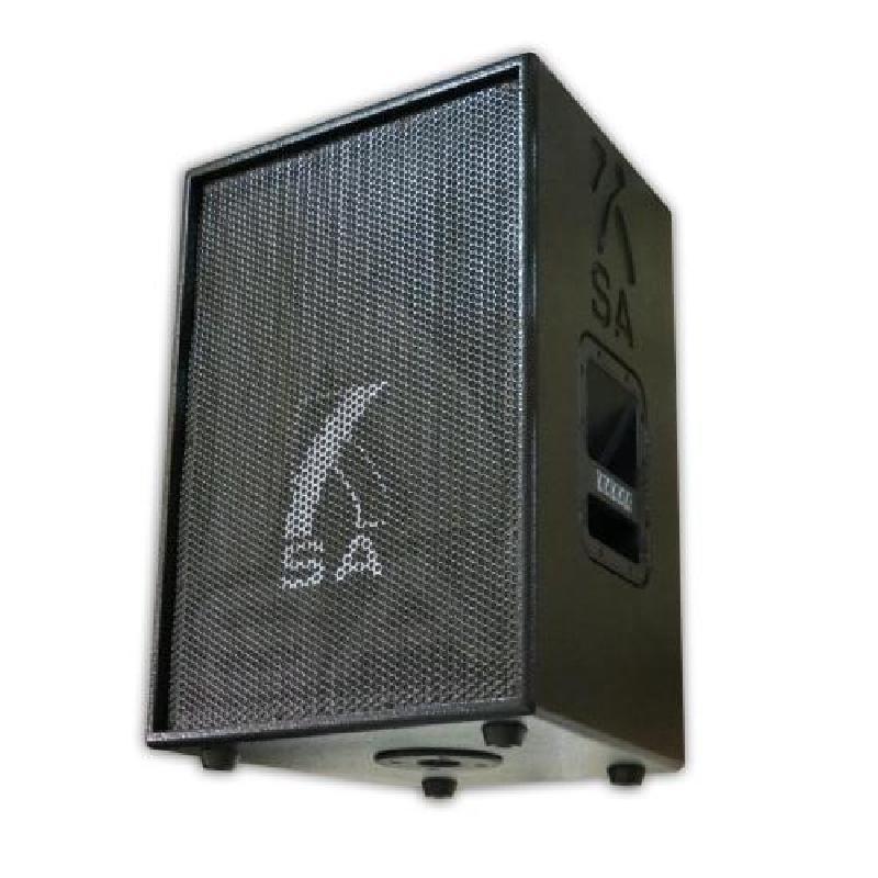 Foto do produto  Caixa passiva mod. KSA p/ 1 woofer de 12'' + driver (Consulte disponibilidade)