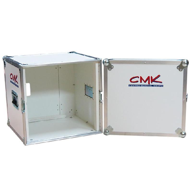 Foto do produto  Case branco KSA p/ 12 UN de periféricos