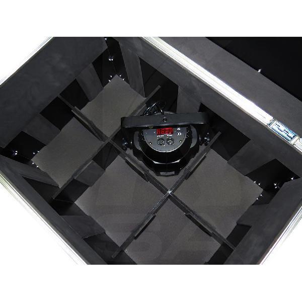 Foto do produto  Case KSA p/ 6 Refletores de Led