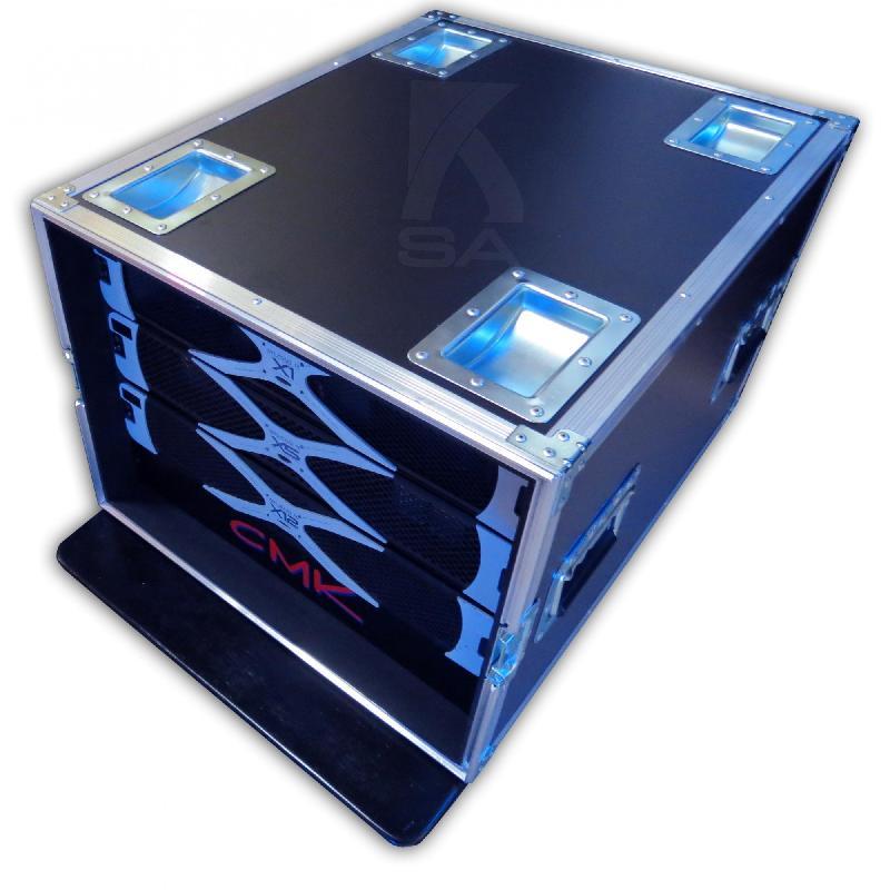 Foto do produto  Case KSA p/ Amplificadores Studio R linha X