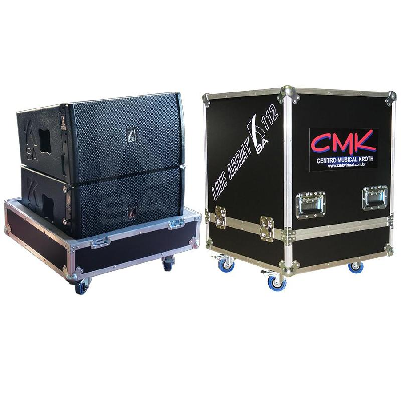 Foto do produto  Case KSA p/ Line Array KSA 112