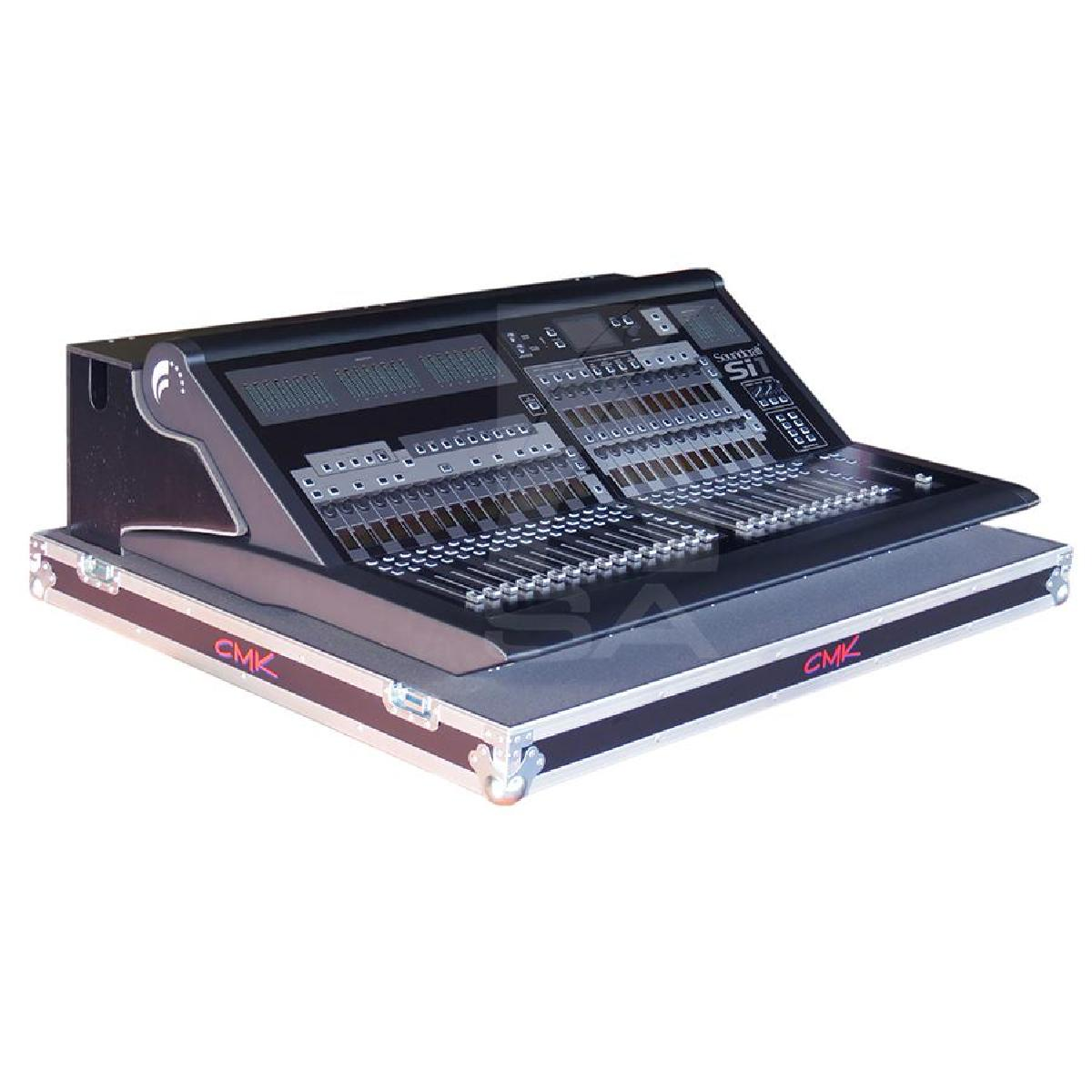 Foto do produto Case KSA p/ Mixer Soundcraft Si1