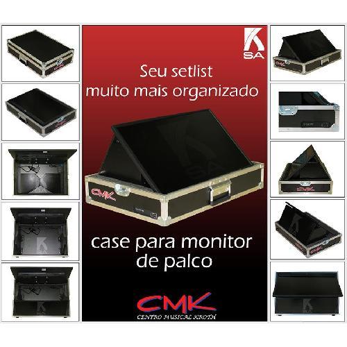 Foto do produto  Case KSA p/ monitor de palco