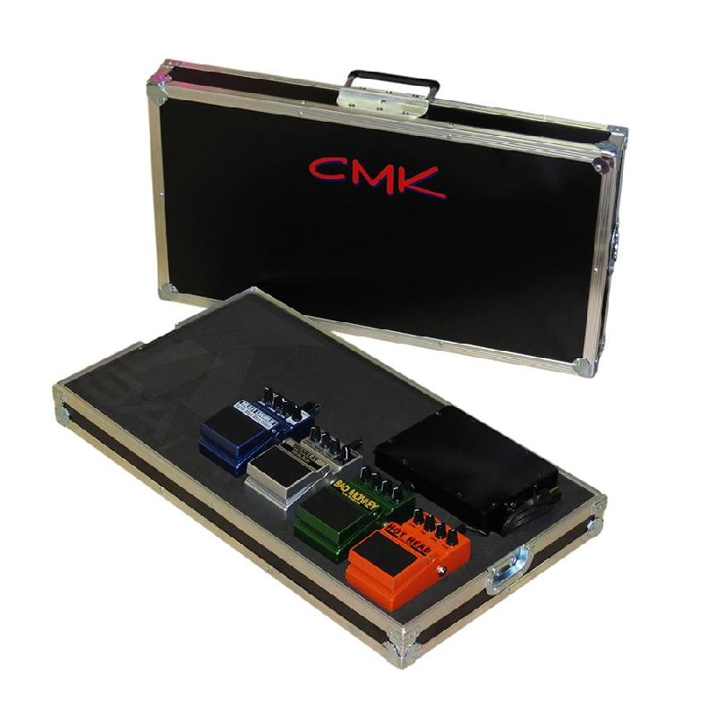 Foto do produto  Case KSA p/ pedais de guitarra