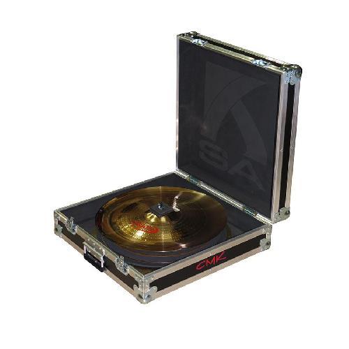 Foto do produto  Case KSA p/ pratos de bateria