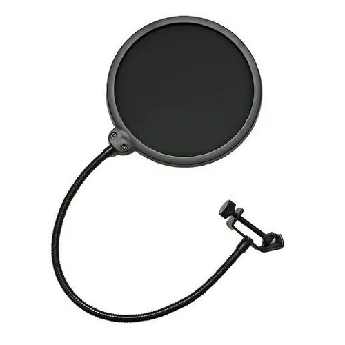 Foto do produto  Filtro Pop Filter Dupla Camada Microfones PS-01 Smart