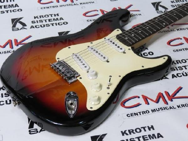 Foto do produto  Guitarra Fender squier affinity (Usada)