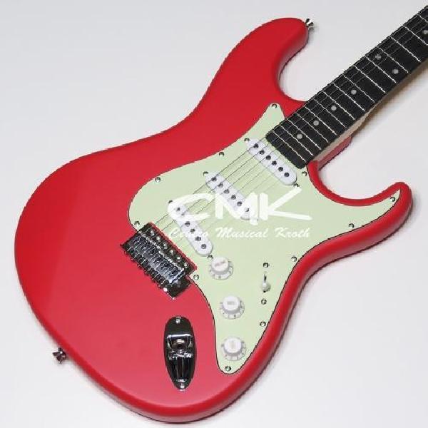 Foto do produto  Guitarra MEMPHIS Tagima MG 30 FRS Fiesta Red