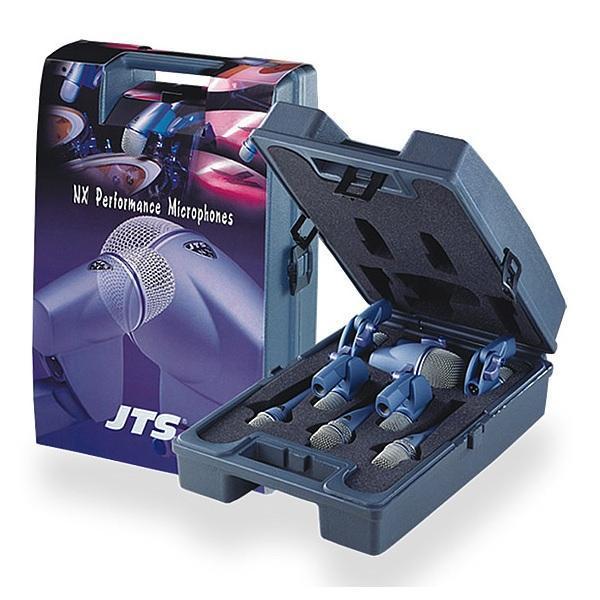 Foto do produto  KIT Microfone para Bateria - 8 PEÇAS