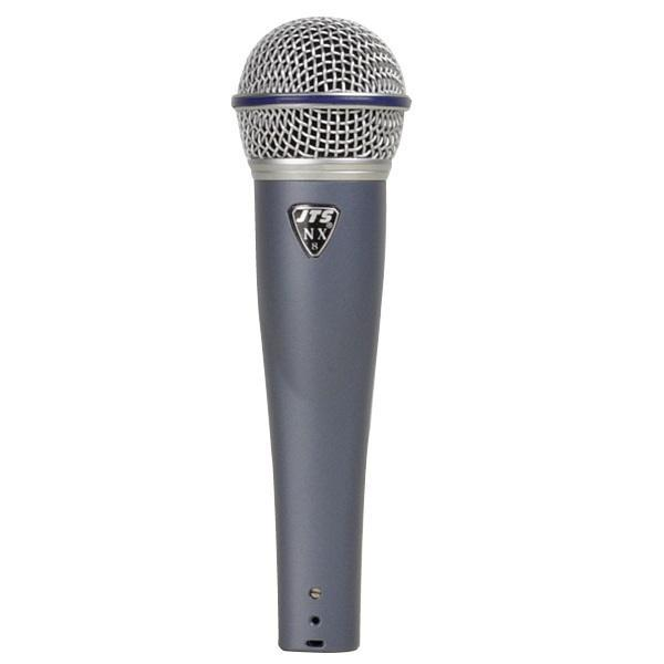 Foto do produto  Microfone com fio JTS NX-8