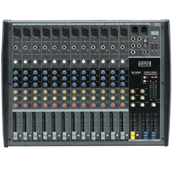 Foto do produto  Mixer Mark Audio CMX12 USB