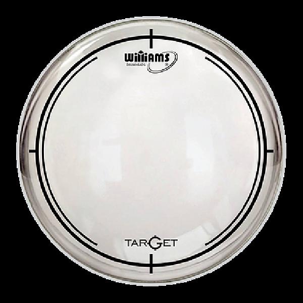 "Foto do produto  Pele Williams Target Clear Filme Duplo M 0.188 - 08"""