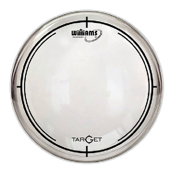 "Foto do produto  Pele Williams Target Clear Filme Duplo M 0.188 - 10"""