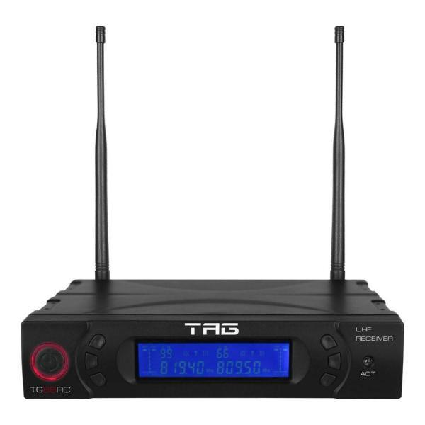 Foto do produto  Receptor Digital UHF Para Transmissor TG-88 RC - TagSound